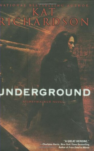 Image of Underground (Greywalker, Book 3)
