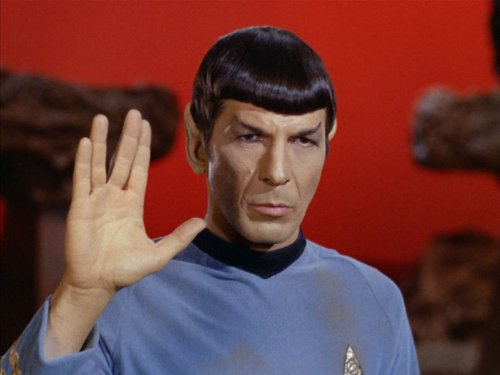 Leonard Nimoy Highly Illogical