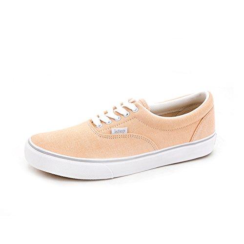 Basso taglio tela scarpe in autunno/ Asakuchi scarpe di moda per il tempo libero/Aria scarpe sportive-E Lunghezza piede=25.8CM(10.2Inch)