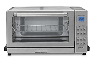 Cuisinart TOB-130 Deluxe Convection Toaster Oven Broiler by Cuisinart
