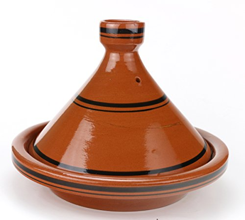 Tagine Cooking Slaoui EXTRA LARGE 35cm By Zamouri Spices