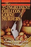 The 27-Ingredient Chili Con Carne Murders (0385302274) by Pickard, Nancy