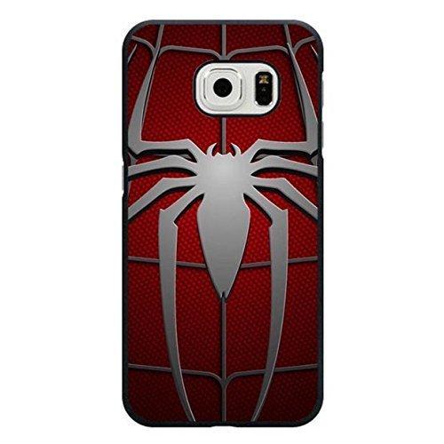 Samsung Galaxy S6 Edge Case Spiderman Comic Designed Samsung Galaxy S6 Edge Hard Phone Case Cover for Samsung Galaxy S6 Edge
