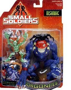 Amazon.com: Small Soldiers : Insaniac Action Figure: Toys & Games