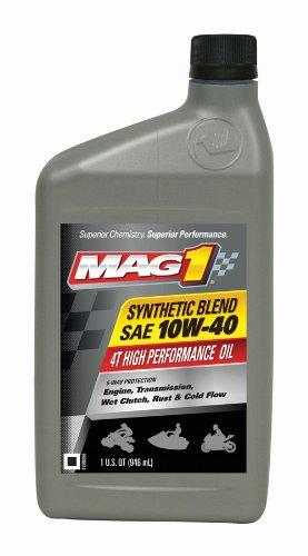 mag-1-62971-10w-40-4t-synthetic-blend-four-stroke-atv-oil-1-quart-bottle-pack-of-6