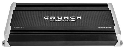 Crunch Pz1500.1 Powerzone Car Amplifier