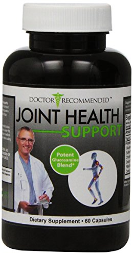 Doctor Recommended Joint Health Support Pain Relief Supplement, 60 Count