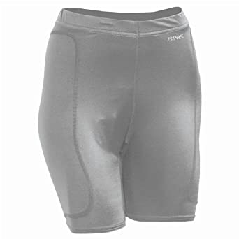 Buy Bike Ladies Lo-Rise Sliding Short - Silver Grey by Bike