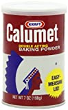 Calumet Baking Powder, 7 Ounce Can