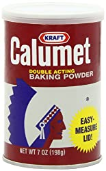Calumet Baking Powder, 7-Ounce Cans (Pack of 24)