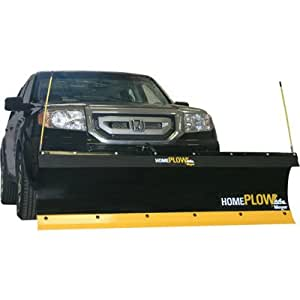 Home Plow by Meyer Electrically-Powered Plow - Auto Angling System, Wireless Control, Model# 24000