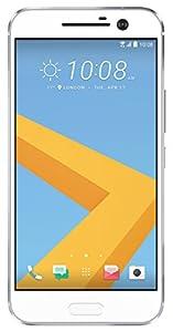 HTC 10 Sim Free Smartphone - Glacier Silver