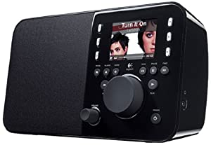 Logitech Squeezebox Radio - Black (discontinued by manufacturer)