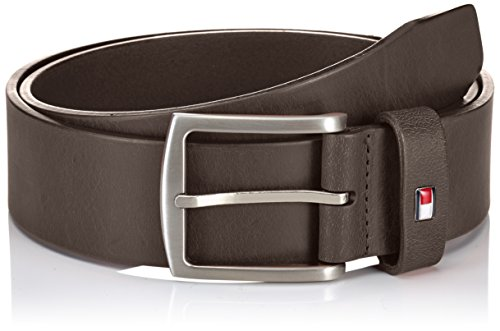 tommy-hilfiger-new-denton-ceinture-homme-marron-testa-di-moro-eur-fr-90-cm-taille-fabricant-90