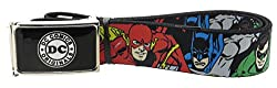 Justice League DC Originals Web Belt 1.5