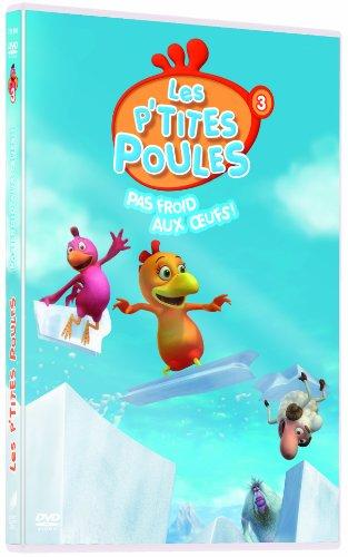 Les P'tites Poules - 3 - Pas Froid Aux Oeufs