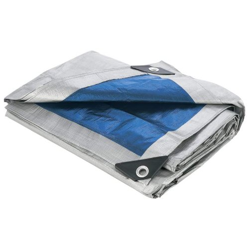 10X12 All Purpose Blue Tarp 10X12 All Purpose Blue Tarp