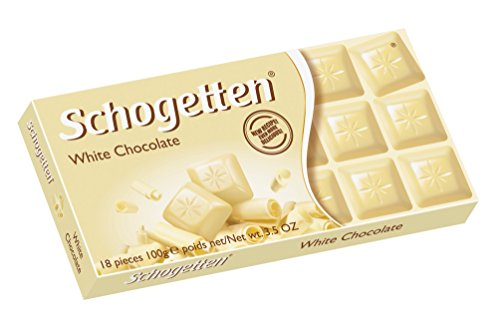 Schogetten German White Chocolate (Pack of 3)
