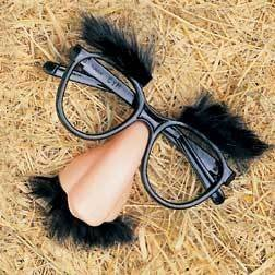 Kids Groucho Marx Glasses - 1