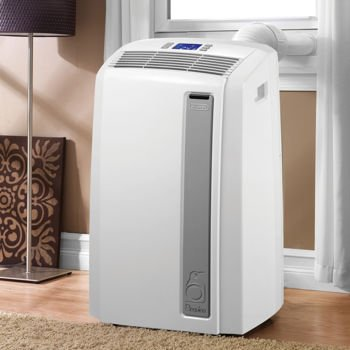 DELONGHI PINGUINO 14,000 BTU PORTABLE AIR CONDITIONER, HEATER, DEHUMIDIFIER PURIFYING FAN