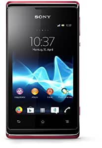 Sony Xperia E Smartphone débloqué 3G (Android) Rose
