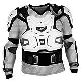 Leatt Body Protector Adventure - 2X-Large/White
