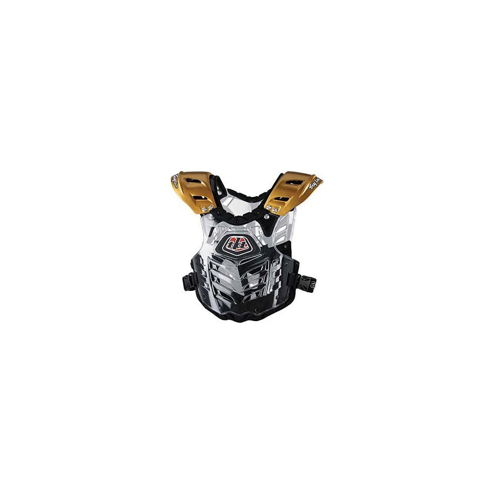Troy Lee Bodyguard 2 Chest Protector Gold Small/Medium