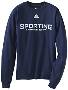 MLS Kansas City Wizards Mens Primary One Long Sleeve Tee by adidas