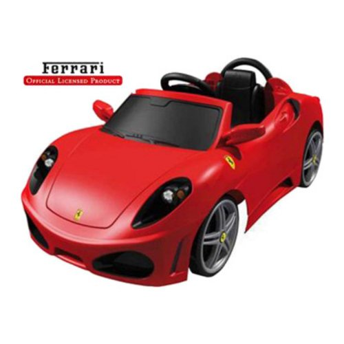 Feber Ferrari F430 6 Volt Battery Operated Car Riding Toy