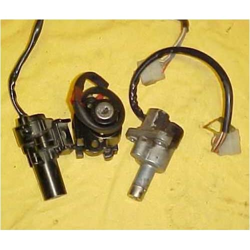 Amazon.com: 1984 Honda GL 1200 A Goldwing Aspencade Ignition Switch