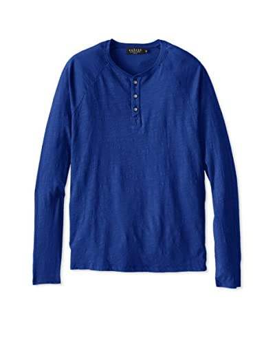 Velvet Men's Joseph Long Sleeve Henley