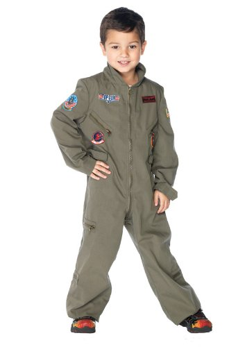 Boys' Top Gun Flight Suit