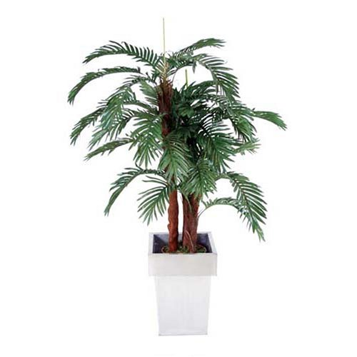 4ft 6in Mini Palm - Artificial Silk Plant  &  Tree Range