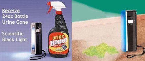 Urine Gone UG101R Stain & Odor Eliminator Kit