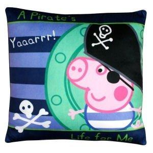 Childrens/Kids Boys Peppa Pig George Pirate Plush