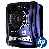 �q���[���b�g�E�p�b�J�[�h f310 (��) GPS���ځE���掿FULL HD 1080P�h���C�u���R�[�_�[/ WDR�{G�Z���T�[�A���̊��m�A�Վ����ԊĎ����[�h�A��{�ꃁ�j���[�B�k���s�A��i�l