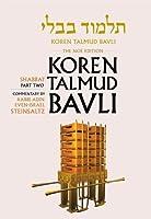 Koren Talmud Bavli: Tractate Shabbat: The Noe Edition, Volume 3