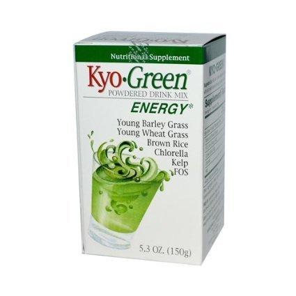 Powdered Greens Supplement