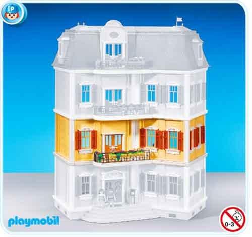 Casa munecas de playmobil en la gu a de compras para la for Casa playmobil precio