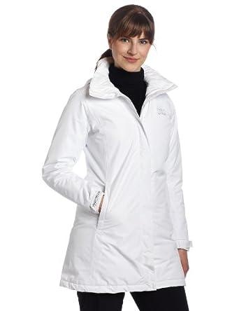 (顶级) 挪威户外Helly Hansen 女式长款防风防水透气保暖外套白色折后$93.15