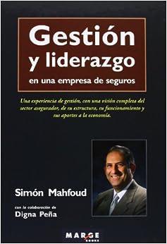 liderazgo en una empresa de seguros: 9788486684846: Amazon.com: Books