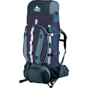 Gregory Petit Dru Pro 80 Mountaineering Pack (Navy,Large)