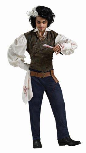 Sweeney Todd Xl Adult Halloween Costume