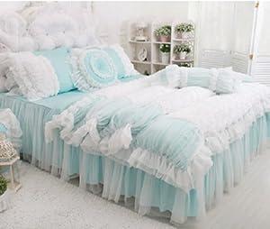 Amazon Com Fadfay Home Textile Beautiful Korean Rose