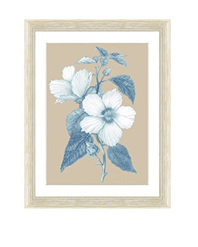 Art Source Blue & White Botanical Print I, Multi
