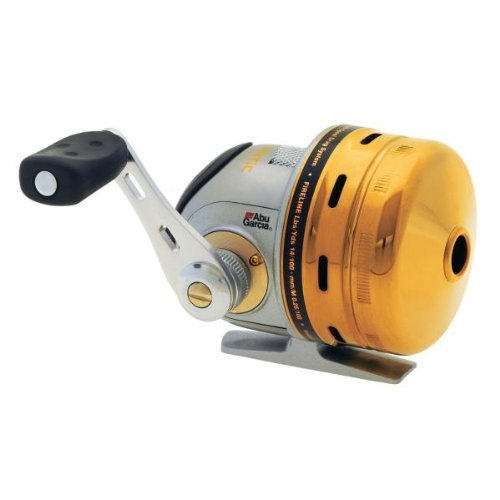 Abu Garcia Abumatic 127SLi SuperLine Spincast Reel, 14-Pound/100-Yard
