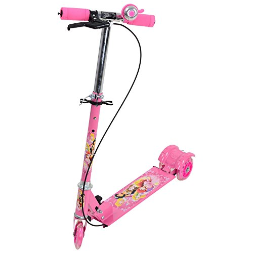 Swarish Kids 3 Wheeler Foldable Height Adjustable Scoot...