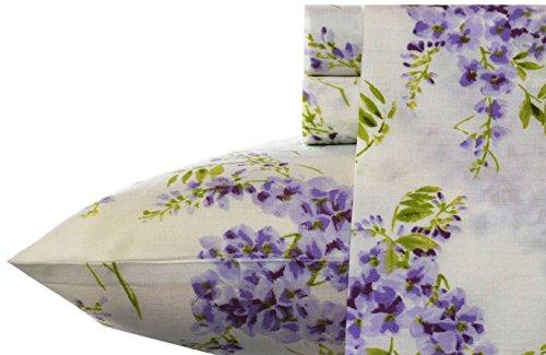 Laura Ashley Microfiber Kitchen Dish Towels Arabella Floral Set of 3