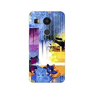 LG Nexus 5x Cover, Premium Quality Designer Printed 3D Lightweight Slim Matte Finish Hard Case Back Cover for LG Nexus 5x - Giftroom-781