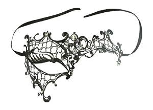Kayso Inc Signature Phantom of the Opera Venetian Laser Cut Masquerade Mask
